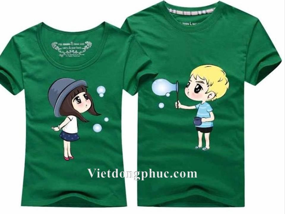 Đồng phục áo phông học sinh 03