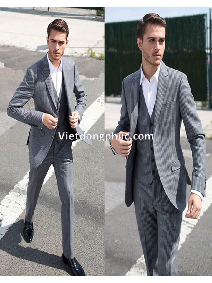 nguyên tắc khi mặc vest nam giới nên chú ý