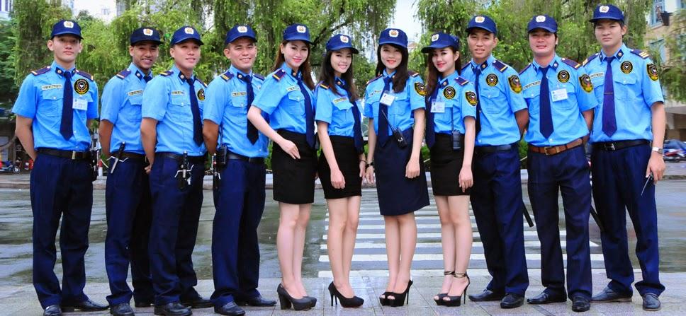 Đồng phục bảo vệ chất lượng theo quy định của Nhà nước