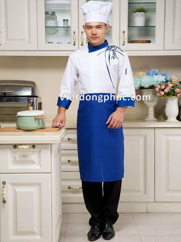 Đồng phục nhà bếp 06