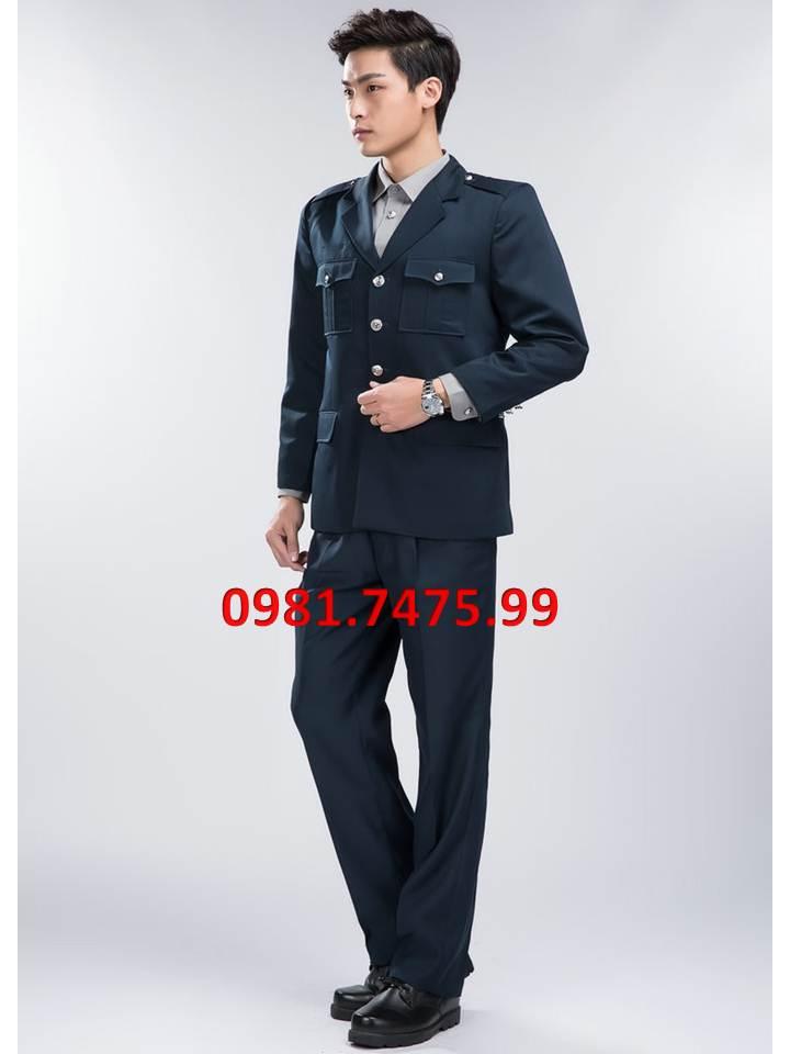 Đồng phục Bảo vệ 01