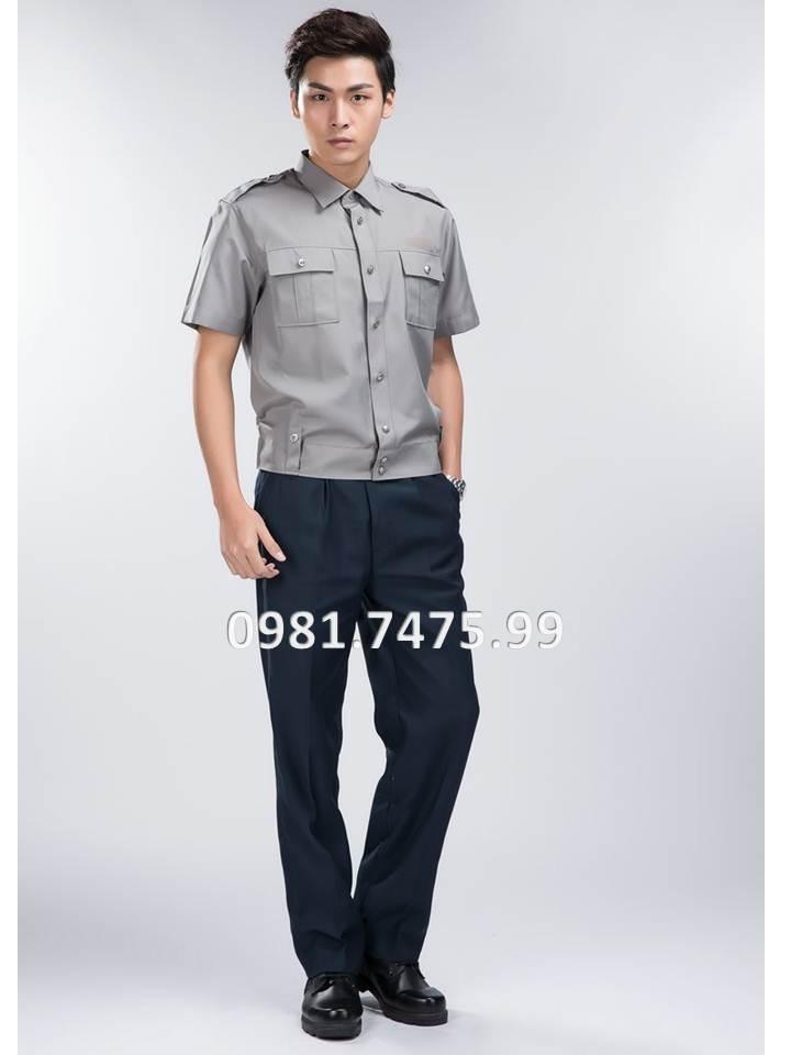 Đồng phục Bảo vệ 02