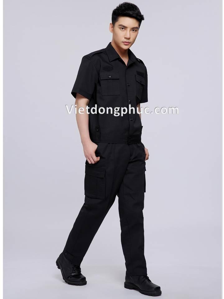 Đồng phục Bảo vệ 04