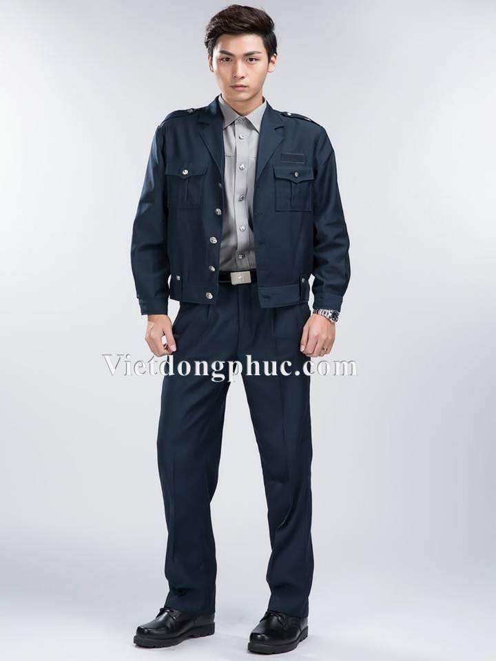 Đồng phục Bảo vệ 06