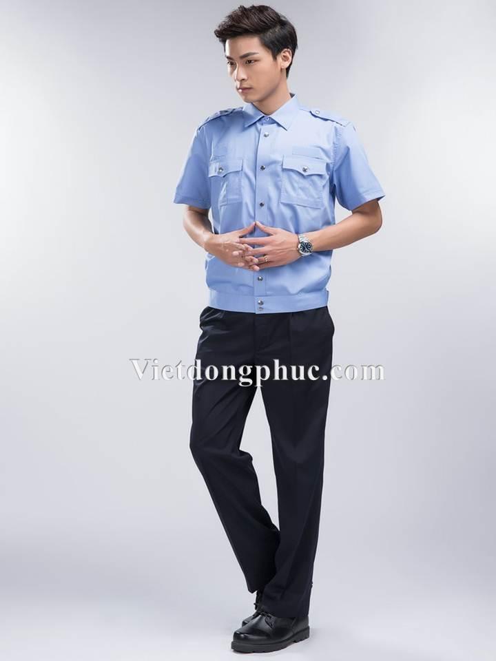 Đồng phục Bảo vệ 07
