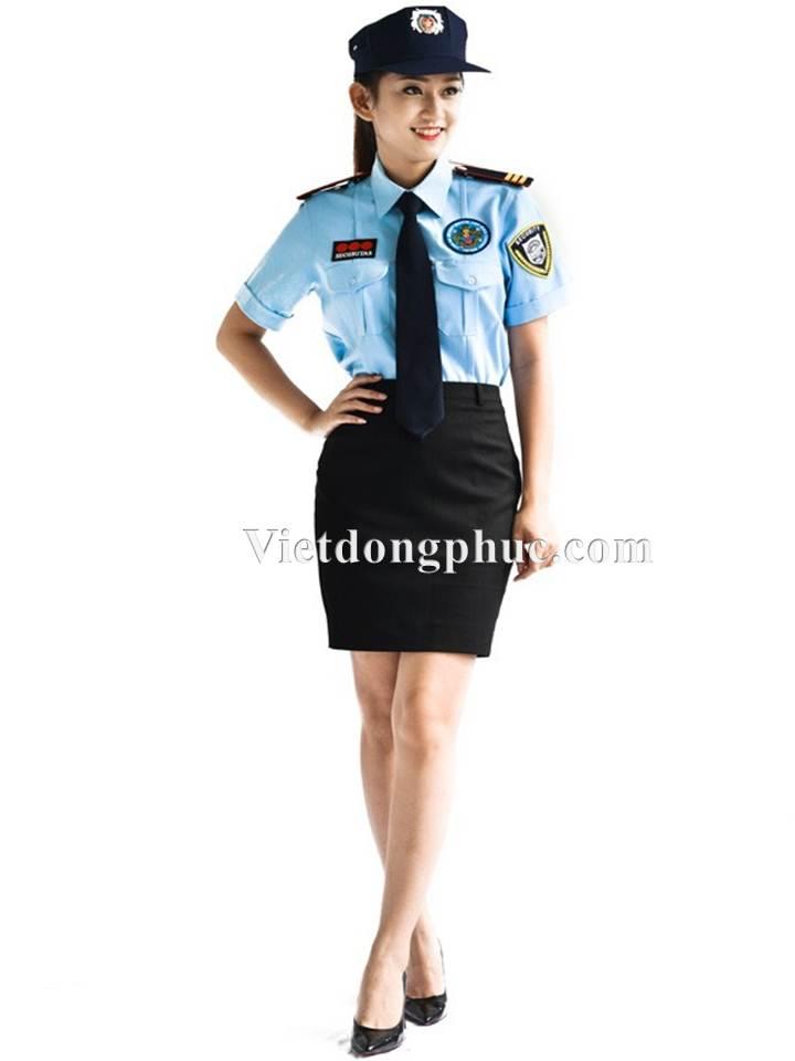 Đồng phục Bảo vệ 09