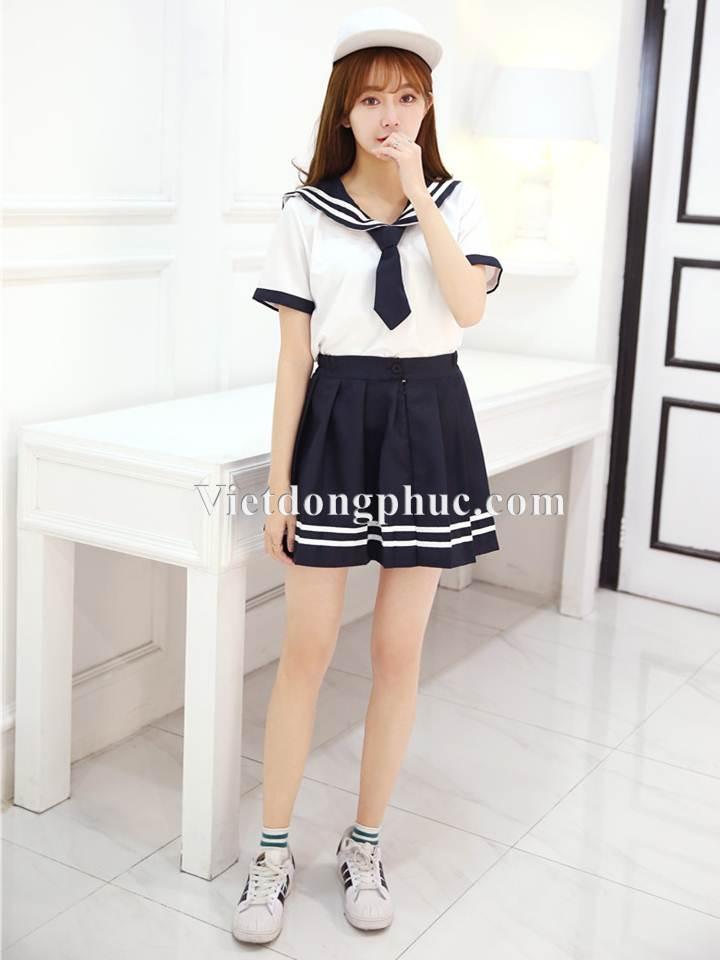 Đồng phục học sinh cấp 2 MS01