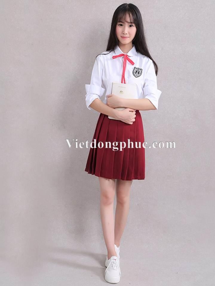 Đồng phục học sinh cấp 2 MS02