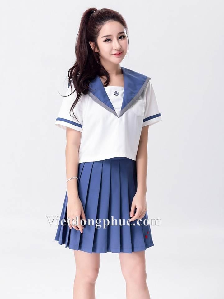 Đồng phục học sinh cấp 2 MS05