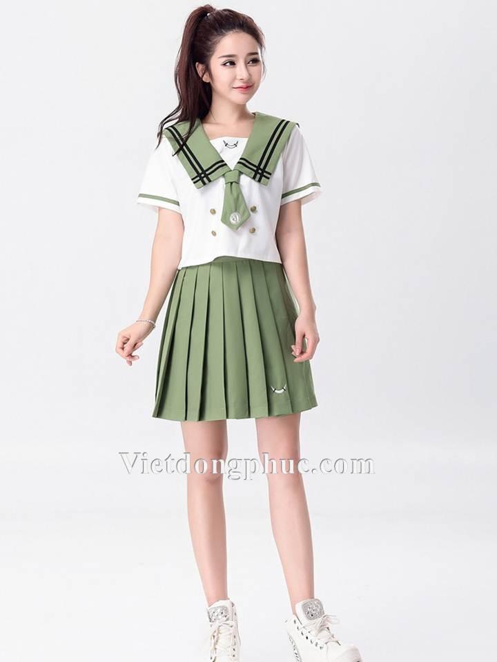 Đồng phục học sinh cấp 2 MS06