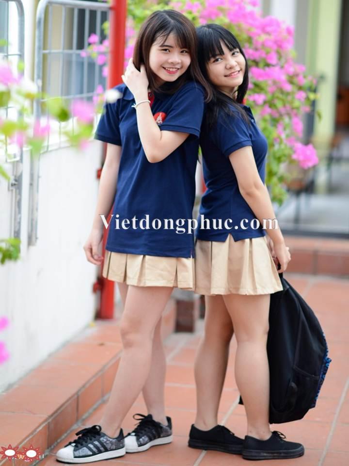 Đồng phục học sinh cấp 3 MS06