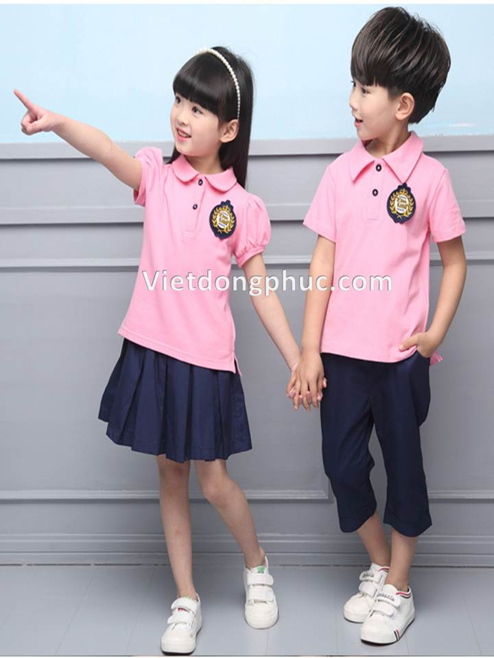 Đồng phục học sinh Mẫu giáo 04