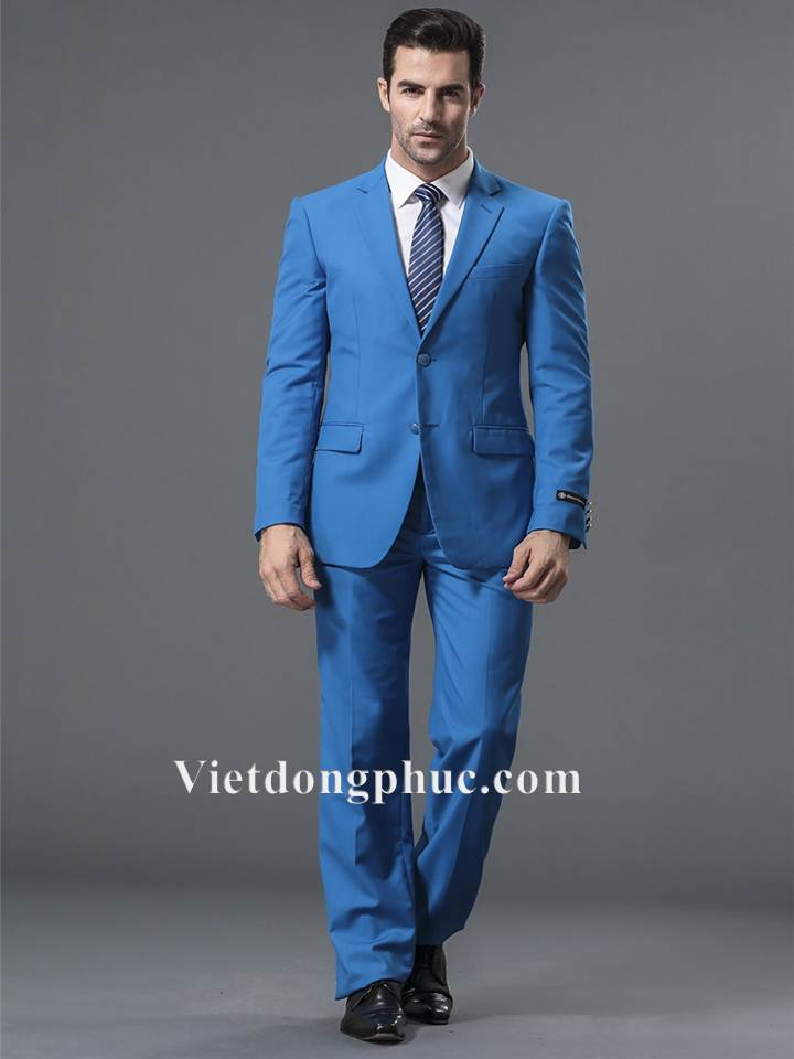 Đồng phục áo Vest Nam 12
