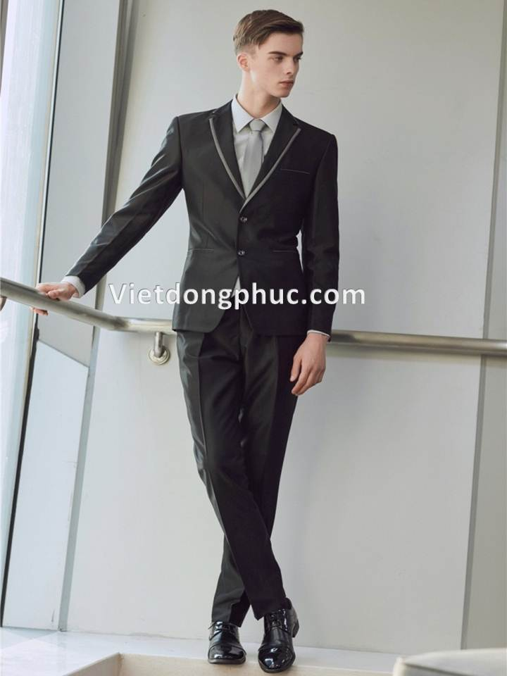 Đồng phục áo Vest Nam 14