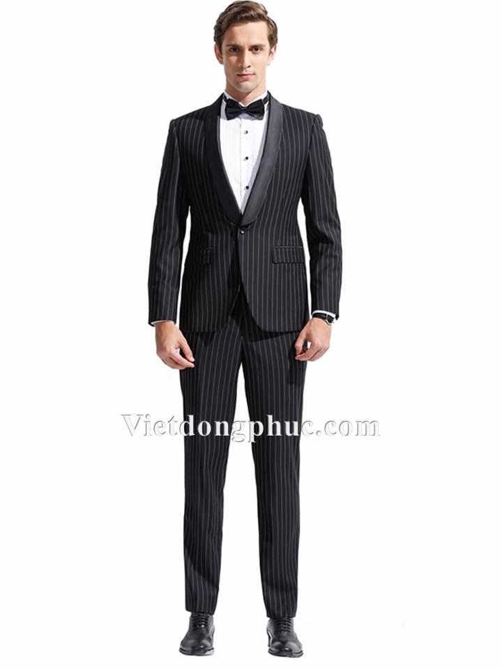 Đồng phục áo Vest Nam 05