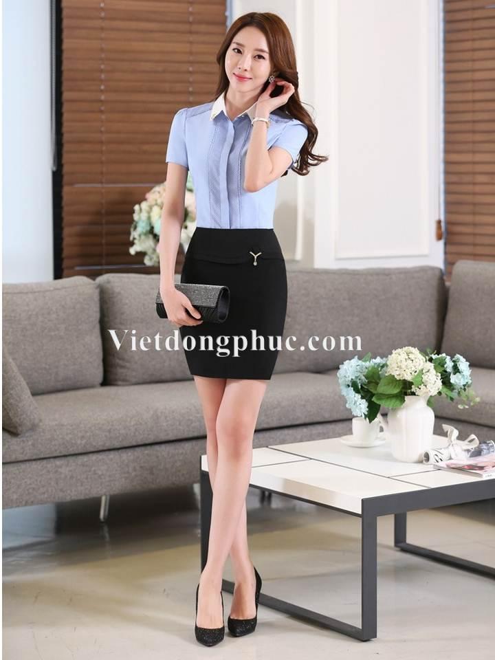Đồng phục chân váy (Zuyp) Nữ 17