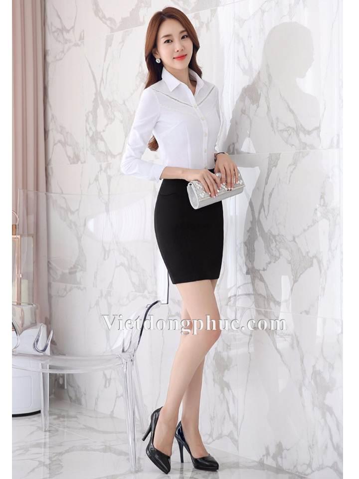 Đồng phục chân váy (Zuyp) Nữ 19