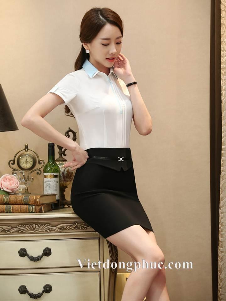 Đồng phục chân váy (Zuyp) Nữ 21