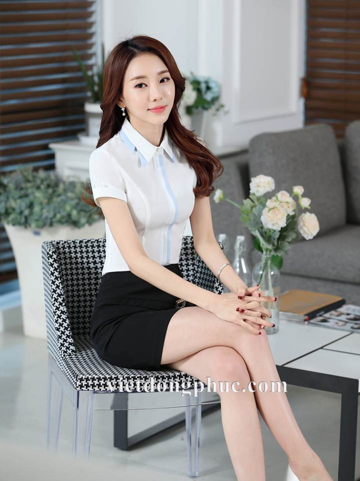 Đồng phục chân váy (Zuyp) Nữ 23