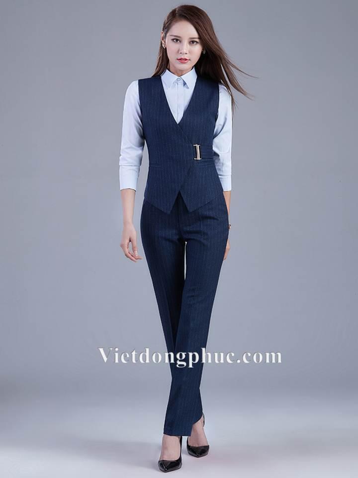 Đồng phục quần tây nữ 14
